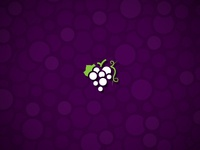 Grapes logo