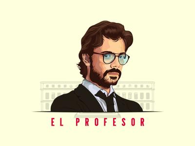 El Profesor..