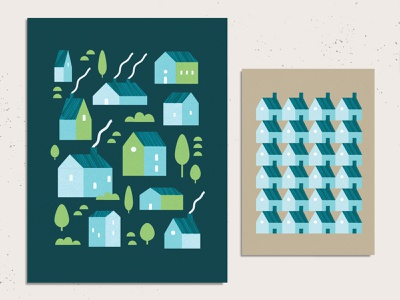 Still at home stayhome houses branding pattern vector texture design illustration