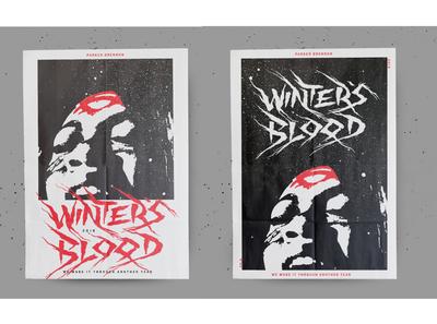 Winter's Blood movie poster