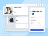 Checkout Online Shop