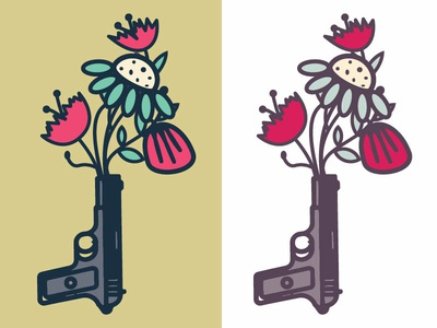 flowerguns post