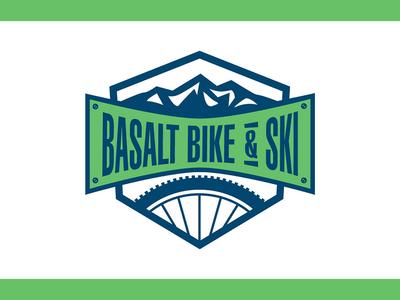 bike/ski shop logo