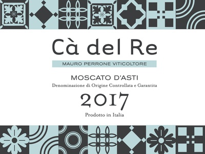 Ca del Re label 3