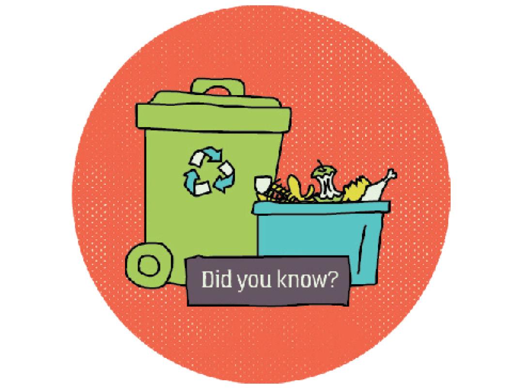 recycling + composting icon graphic design illustration icon design design for good