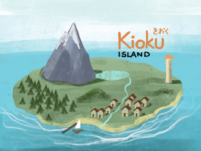 Cover art for a Japanese learning game