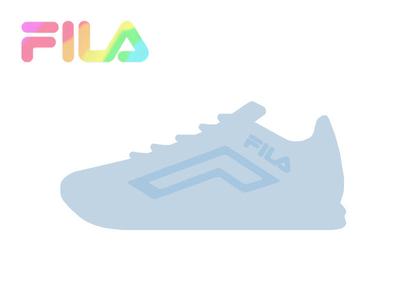 FILA sports brand logo