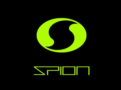SPION spion s sports brand logo