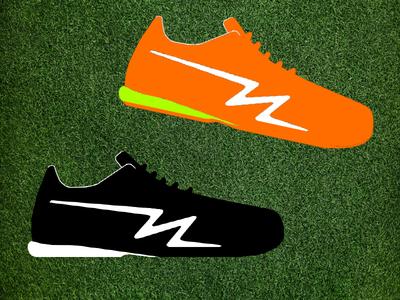 W shoes w sports brand logo