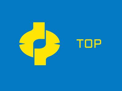 TOP brand logo