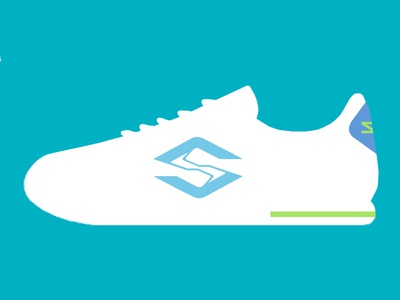 S sports brand logo