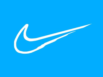SKY SWOOSH sky swoosh nike sports brand logo