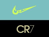 NIKE - CR7