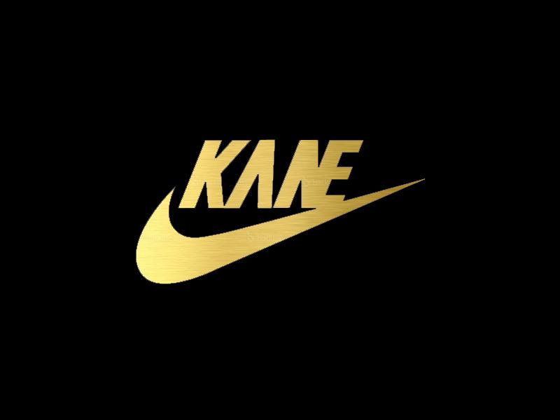 KANE ® swoosh kane harry brand logo nike
