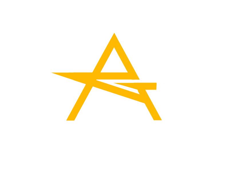 AG star g a ag brand logo