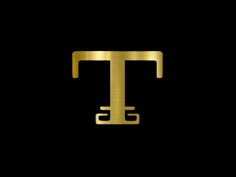 Tag logo tag t brand