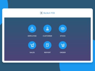 Desktop App - Point of Sale(POS)