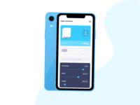 Paper Weight Calculator App UI/UX