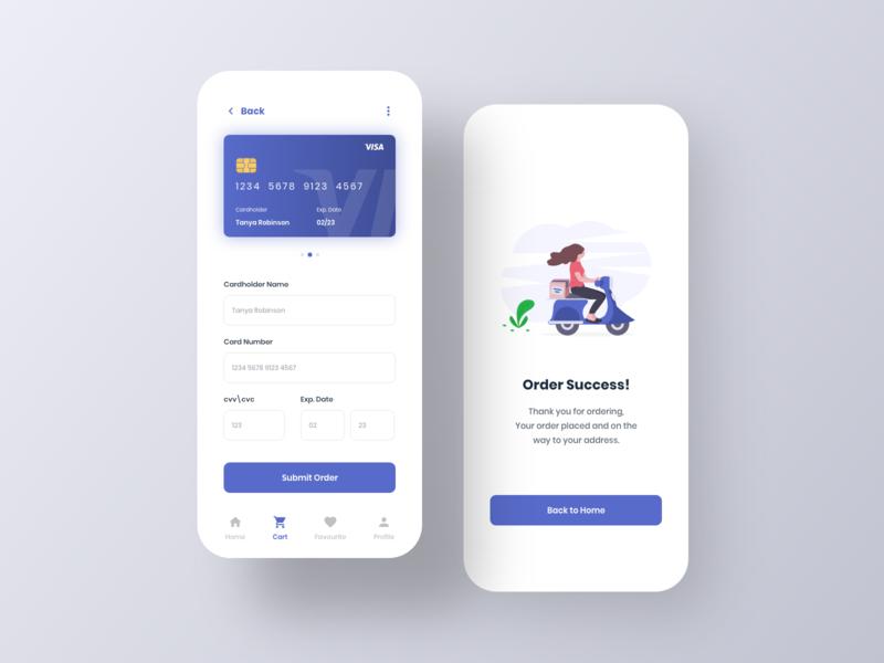 B Store App E Commerce   Dribbble