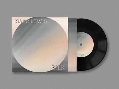 Silk Album Cover album music design graphic design design album art album cover design album artwork album cover