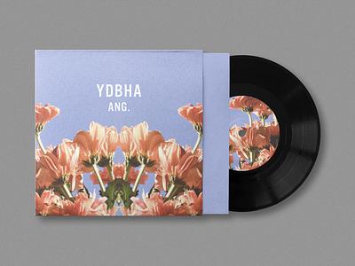 YDBHA Album Cover photography flower flowers graphic design album art album cover design album artwork album cover