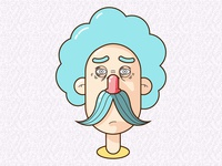 Mr Moustache - V2