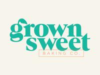 Grown Sweet Logo
