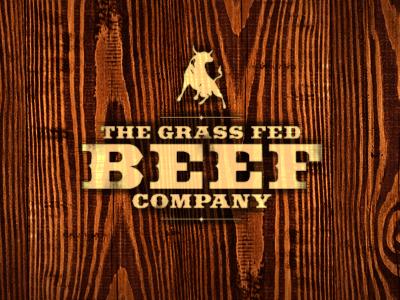 Grassfedbeef Dribble1 branding logo bull logo grass logo wood burn wood burn logo cattle logo