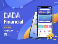 DA DA Financial App