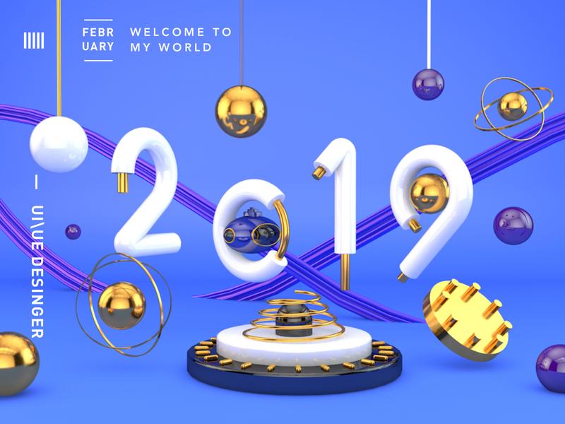 2019 New Year 插图