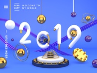 2019 New Year