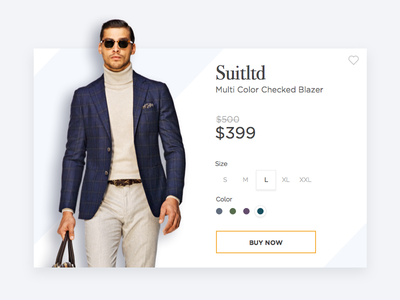 Product detail card card ux ui detail product e-commerce shopping online