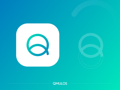 Qmulos — Branding & Identity motion graphics brand identity logo graphic design animation logo design identity logotype print branding illustration