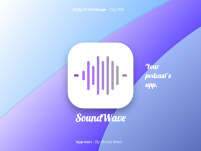 Daily UI - App Icon - Day 006