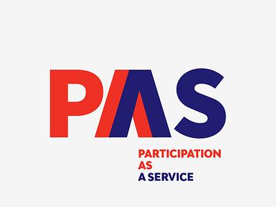 PAAS Branding font color brand saas service participation inspiration logo branding