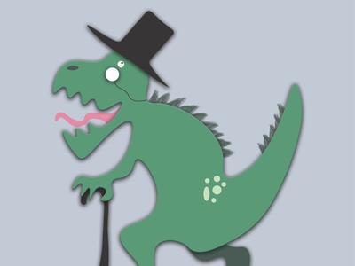 Classy Dino