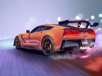 Corvette Infinite