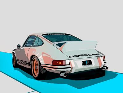 911 Carrera 1973