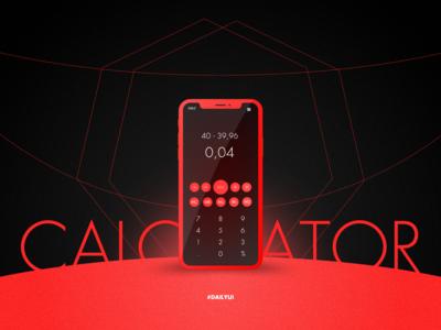 Calculator #004/100