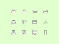 Facility Icons