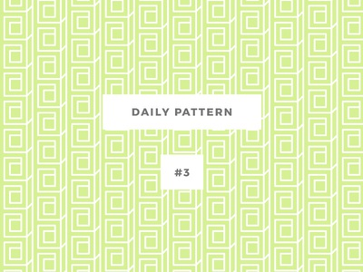 Daily Pattern #3 background ornament texture seamless vector geometric onepatternoneday daily challenge patterns pattern