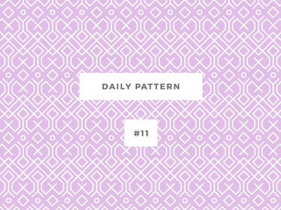 Daily Pattern #11 background ornament texture ethnic vector geometric onepatternoneday daily challenge eye pattern