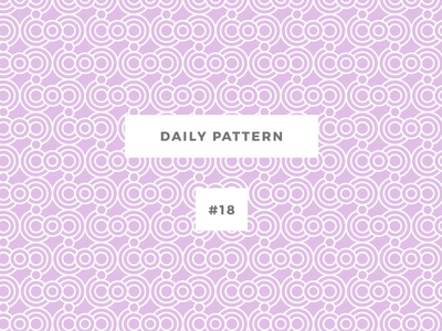 Daily Pattern #18 pattern challenge daily onepatternoneday geometric vector texture disco ornament background