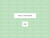 Daily Pattern #20