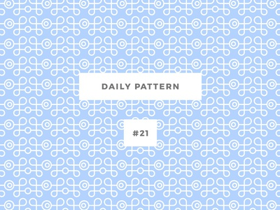 Daily Pattern #21 background ornament texture vector geometric onepatternoneday daily challenge pattern