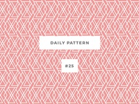 Daily Pattern #25