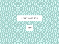 Daily Pattern #27