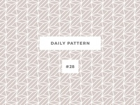 Daily Pattern #28