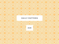 Daily Pattern #29