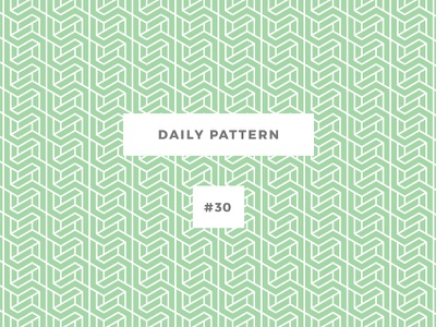 Daily Pattern #30 pattern challenge daily onepatternoneday geometric vector texture ornament background